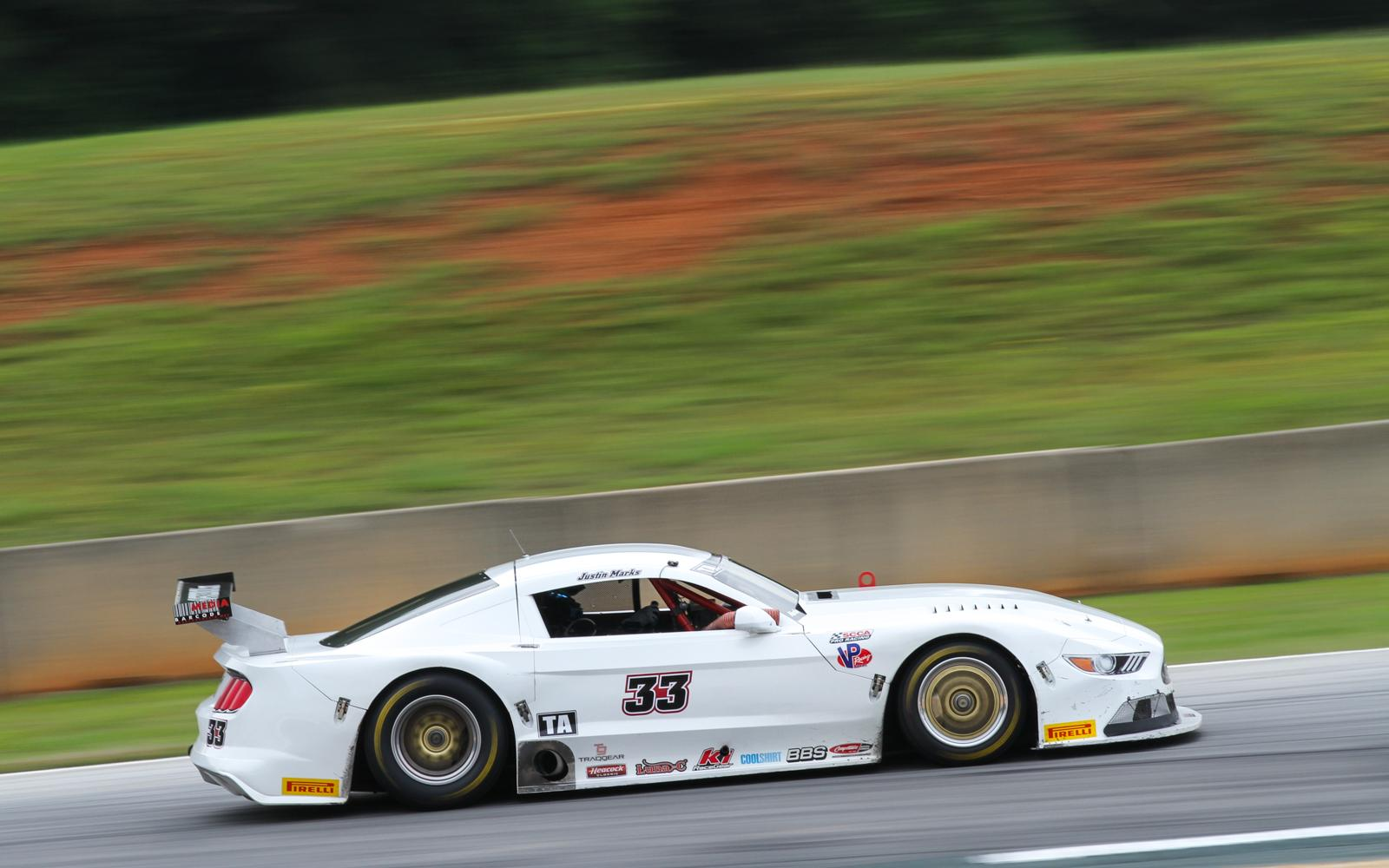 Practice Notes from Road Atlanta