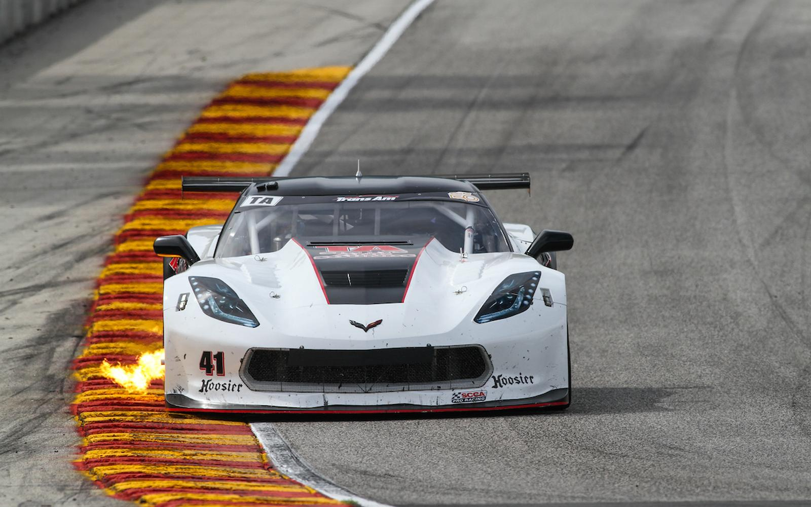 Allegretta nabs top five finish at Road America