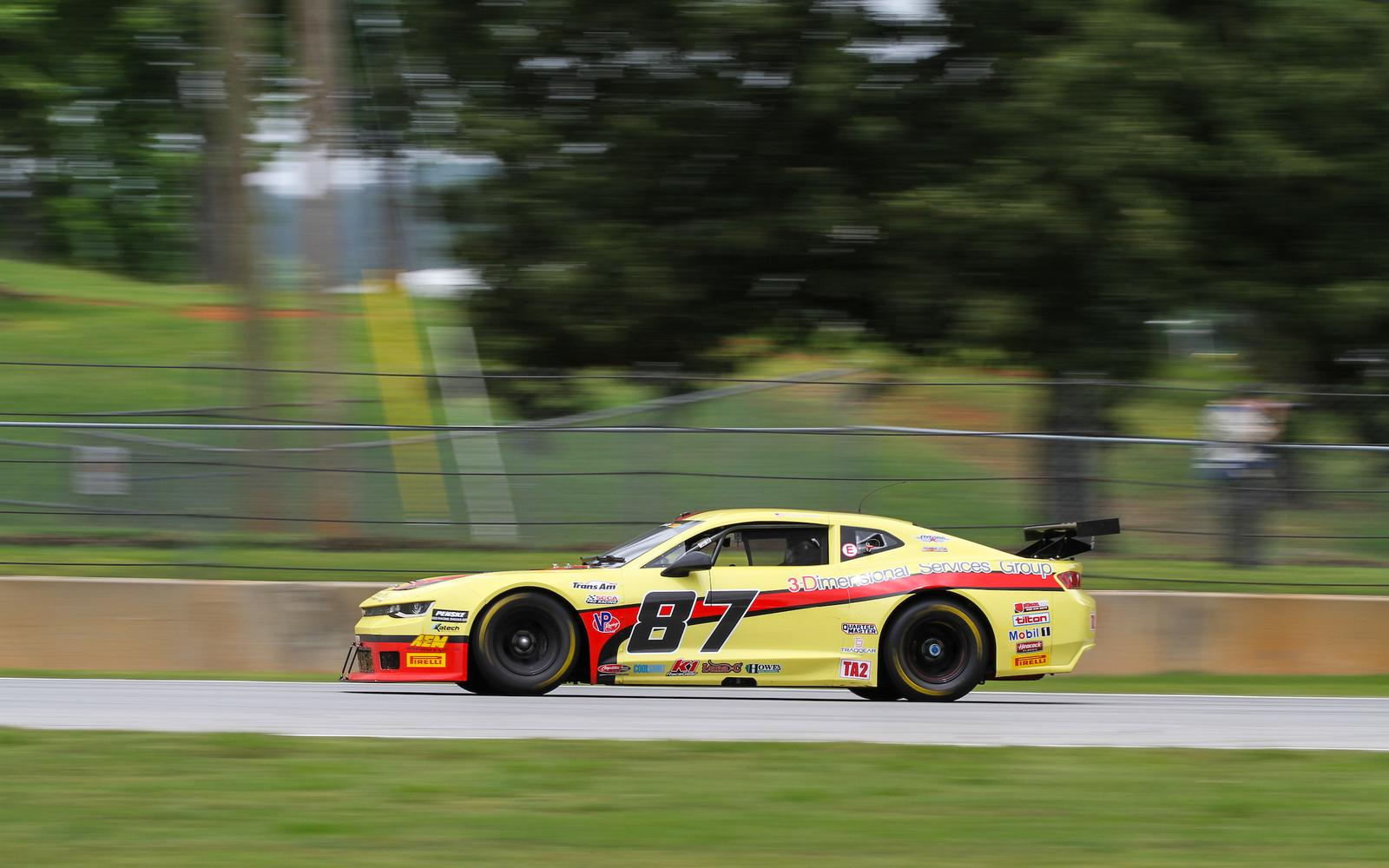 Trans Am rolls South to Road Atlanta