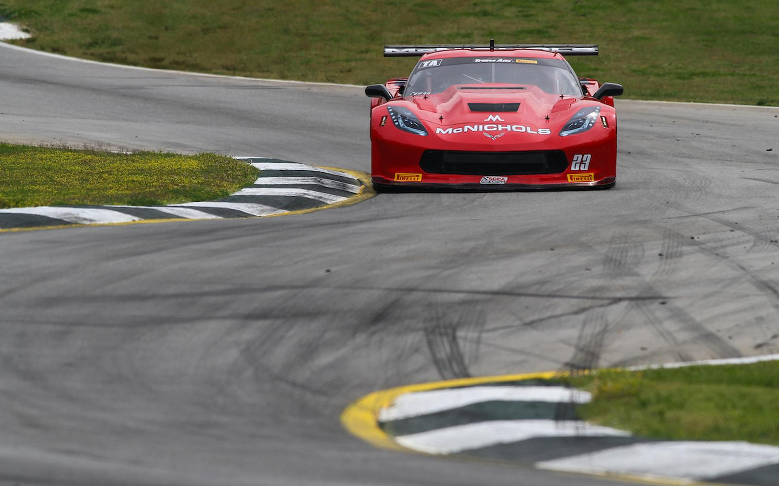 Ruman Ready to Rebound at Road Atlanta Trans Am Round 2