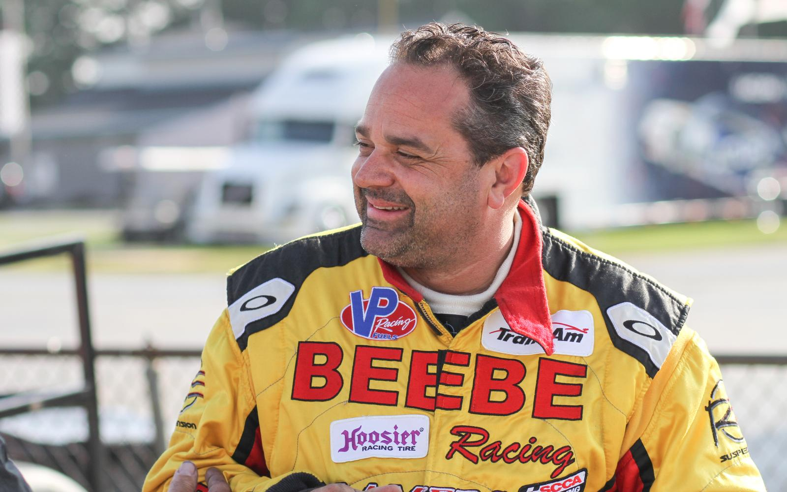 Tony Ave set to return to driver's seat for 2015 Trans Am Championship