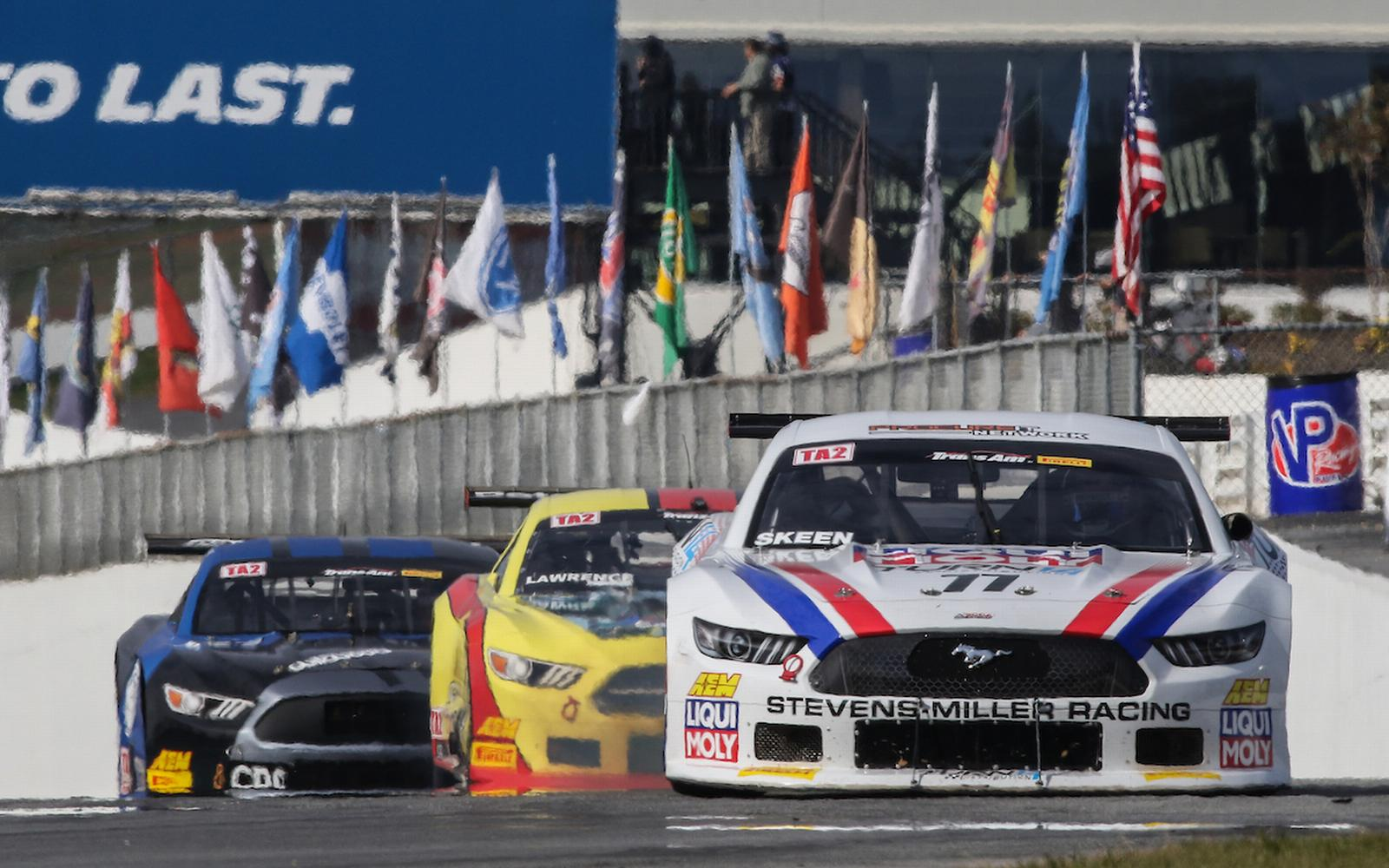 Trans Am Sets New Tech Trends in Motorsport Streaming with VBOX Systems