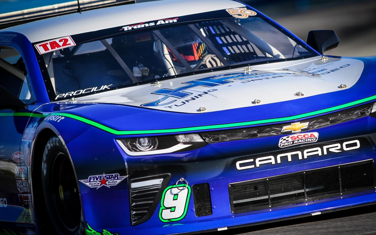 Trans Am Series returns to Chevrolet Detroit Belle Isle