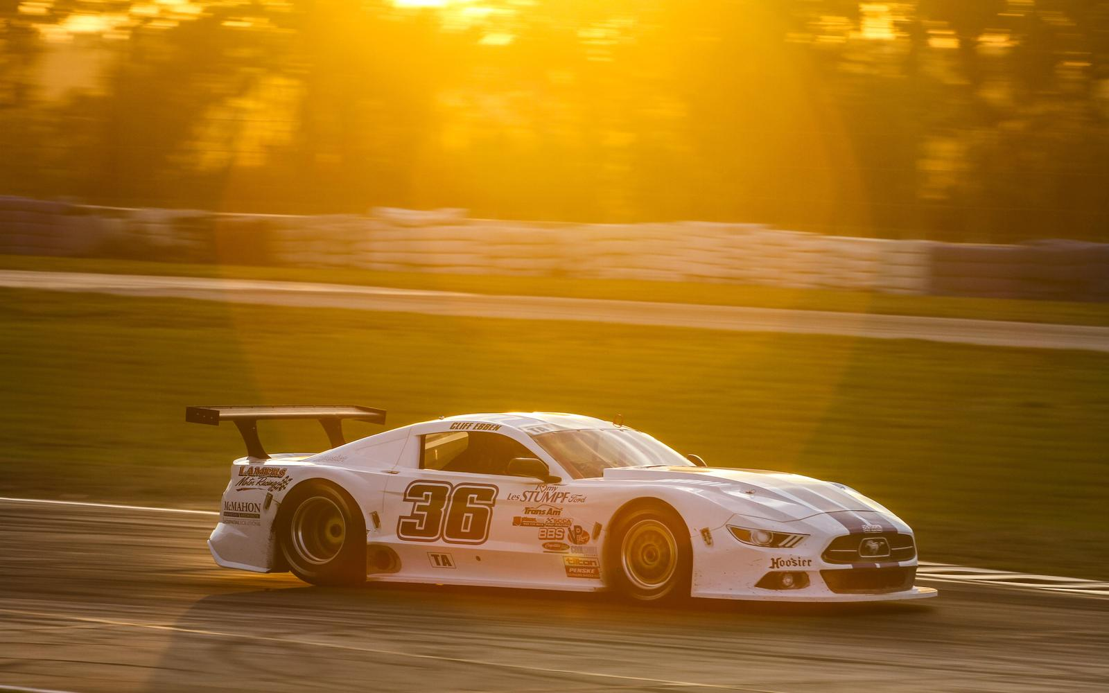 Trans Am West Coast Championship Schedule Amended