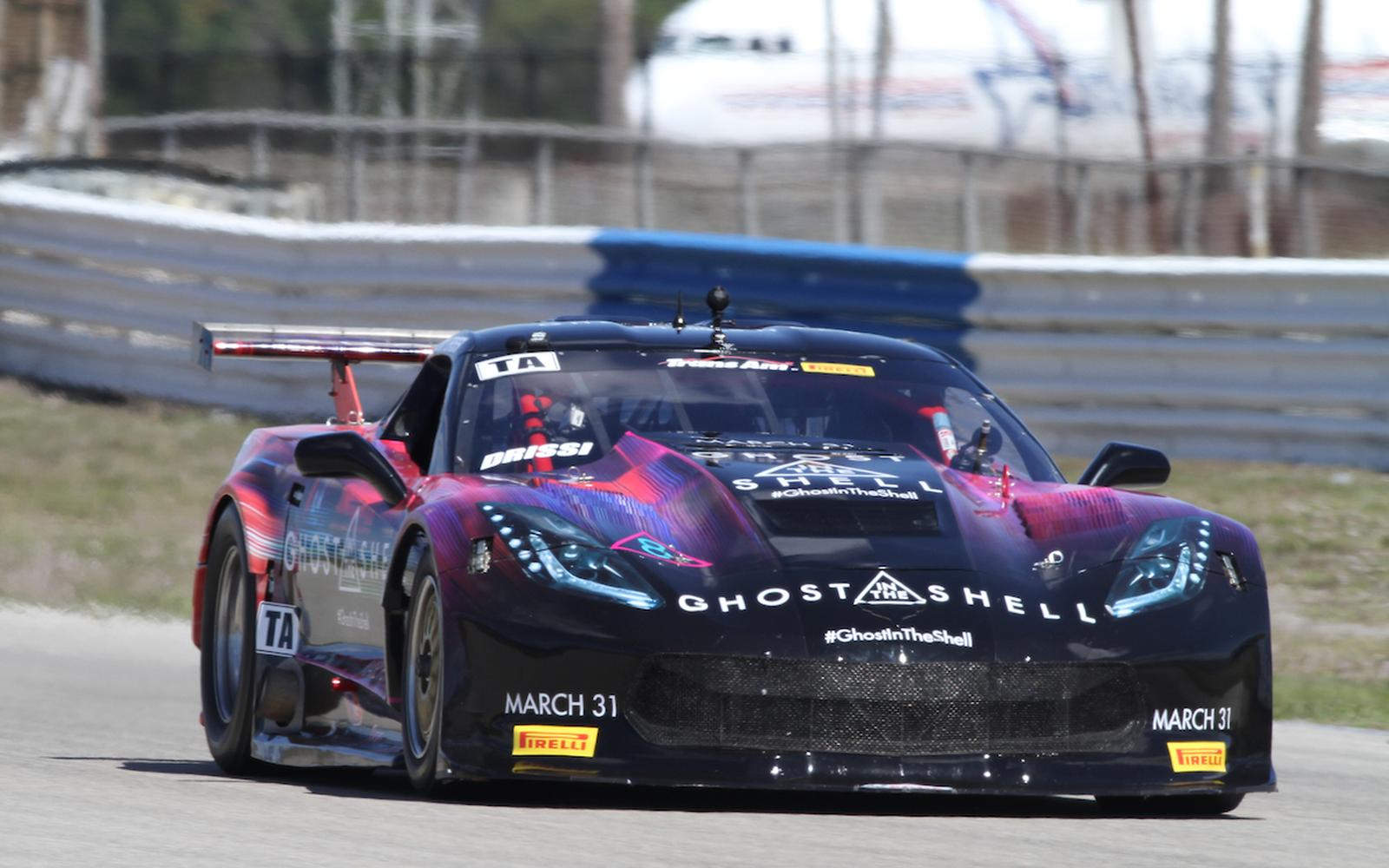 Trans Am set for West Coast return at Willow Springs