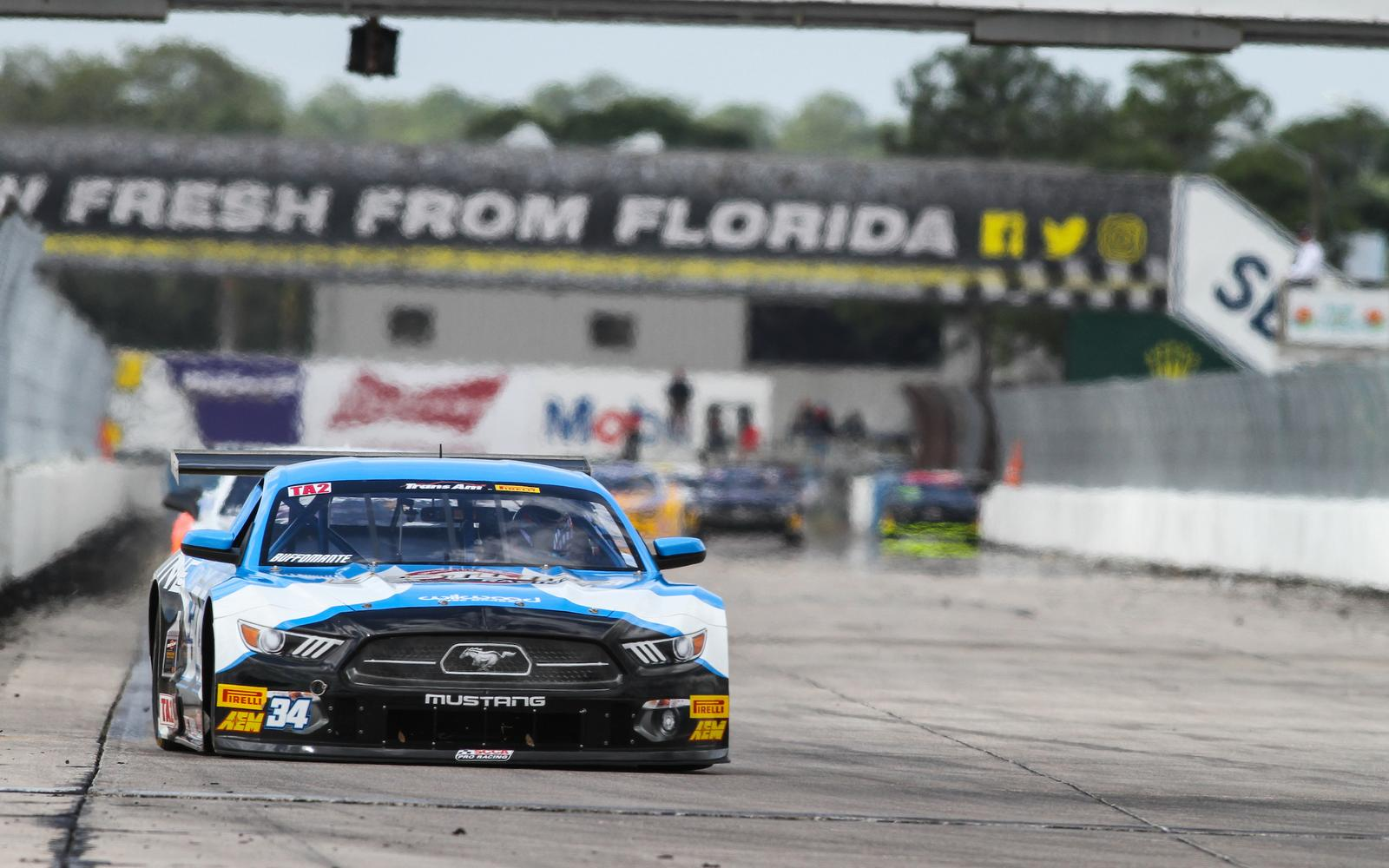 Trans Am to Open 2018 at Sebring International Raceway
