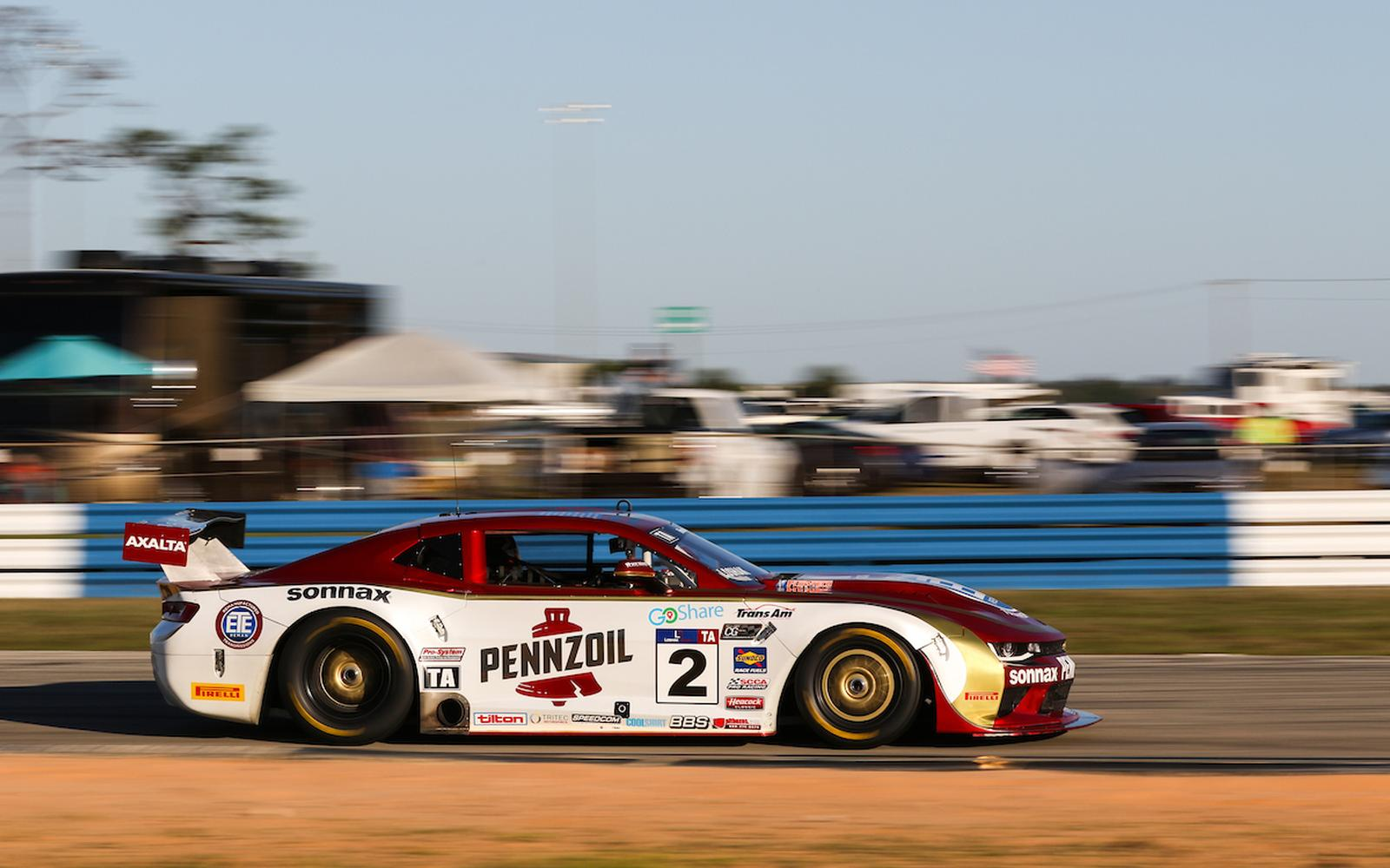 Home Track Road Atlanta Up Next for Burtin Racing and Loshak