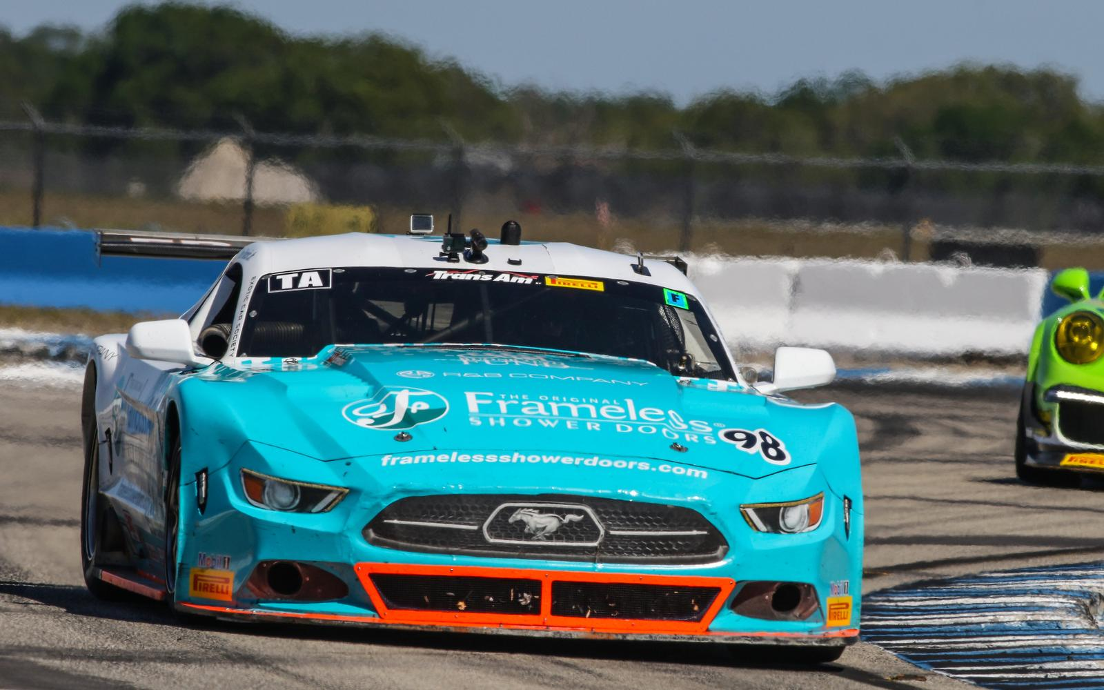 Trans Am's Southern Tour Continues at Homestead-Miami Speedway