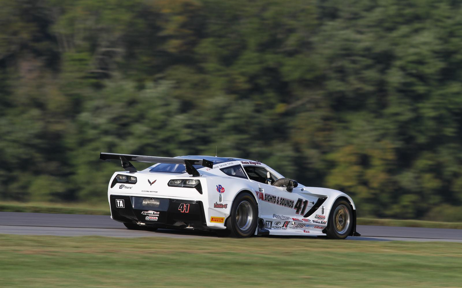 Trans Am rolls to New Jersey for Weekend of Thunder