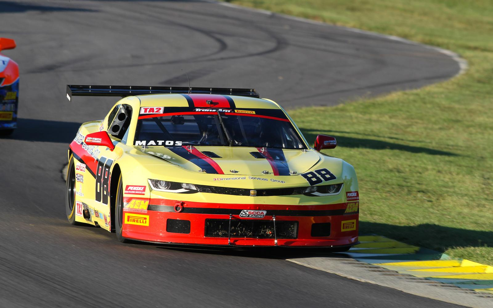 Trans Am Series heads South to VIRginia International Raceway