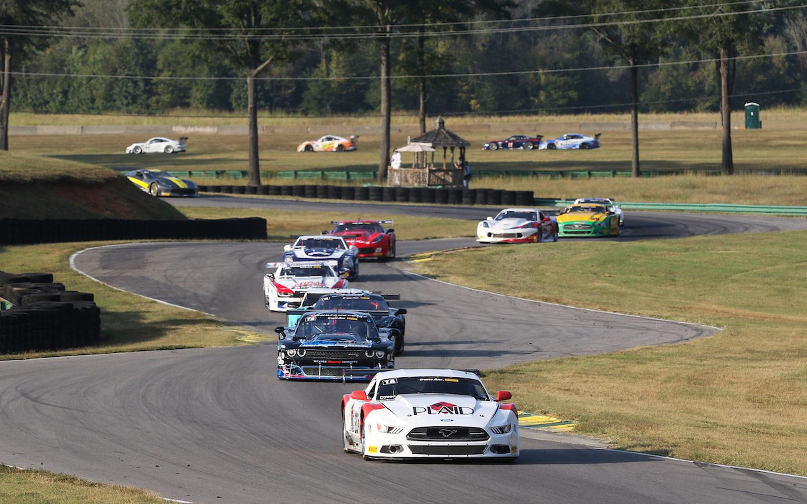 Large Field Expected for History-Making Heacock Classic Gold Cup at VIR