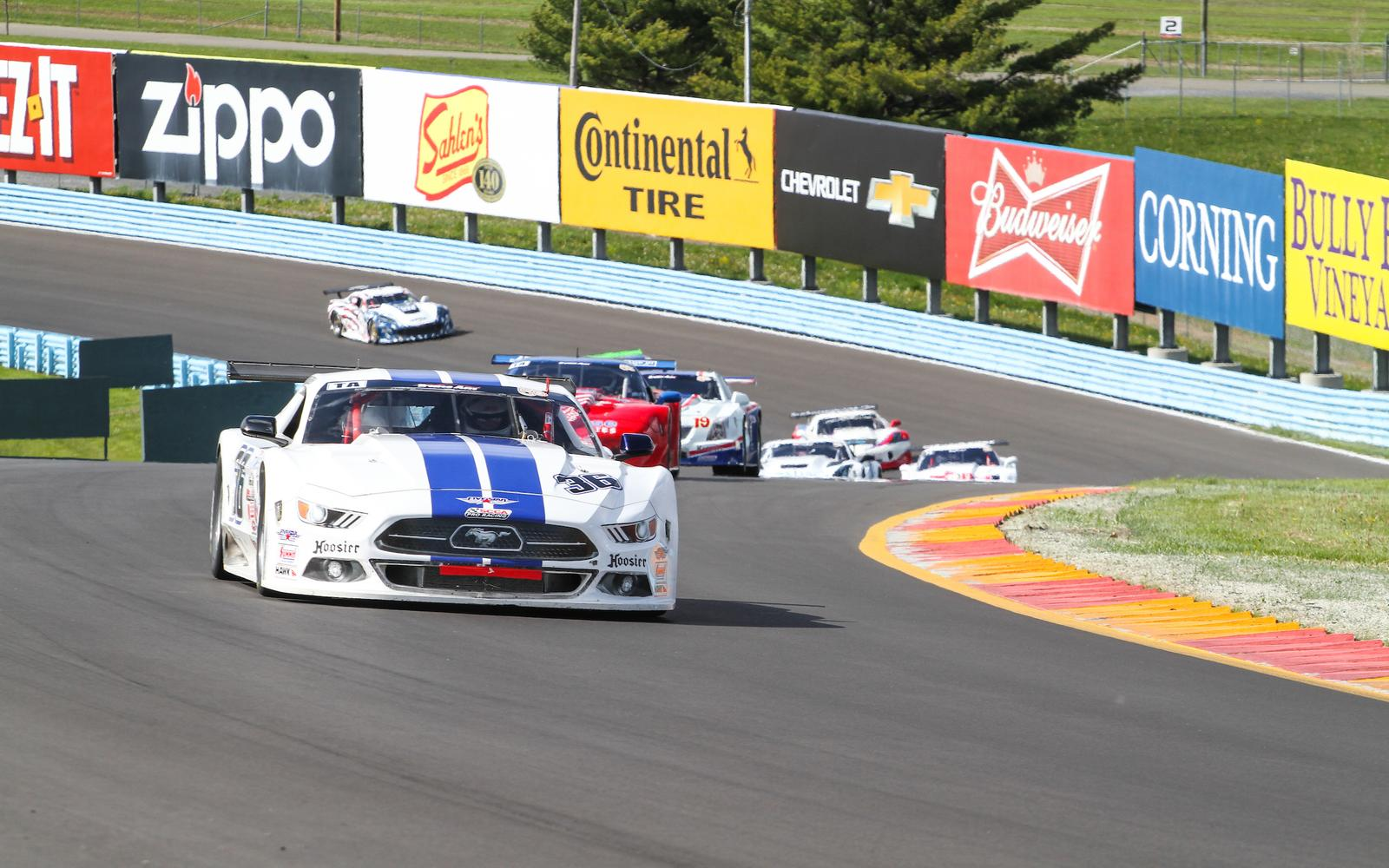 Trans Am Race Company and SCCA Pro reach 25-Year Agreement