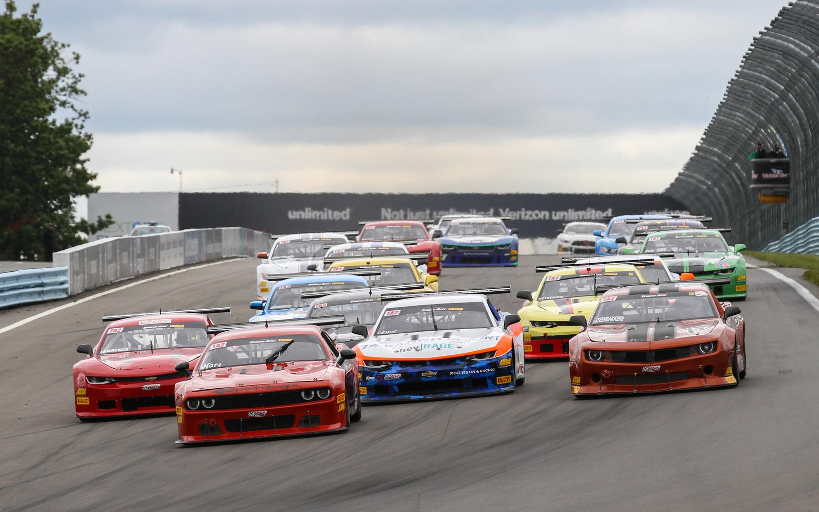 Trans Am Series Announces Premier Airdates on CBS Sports