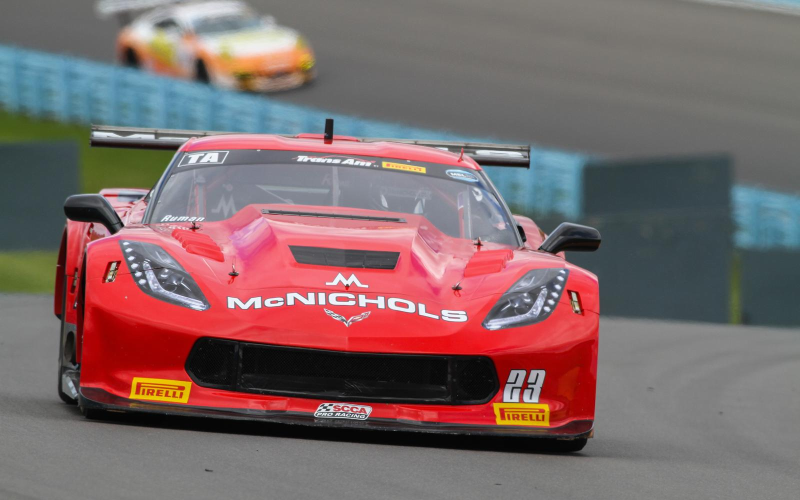 Ruman Eyeing Trans Am Podium at Watkins Glen this Weekend