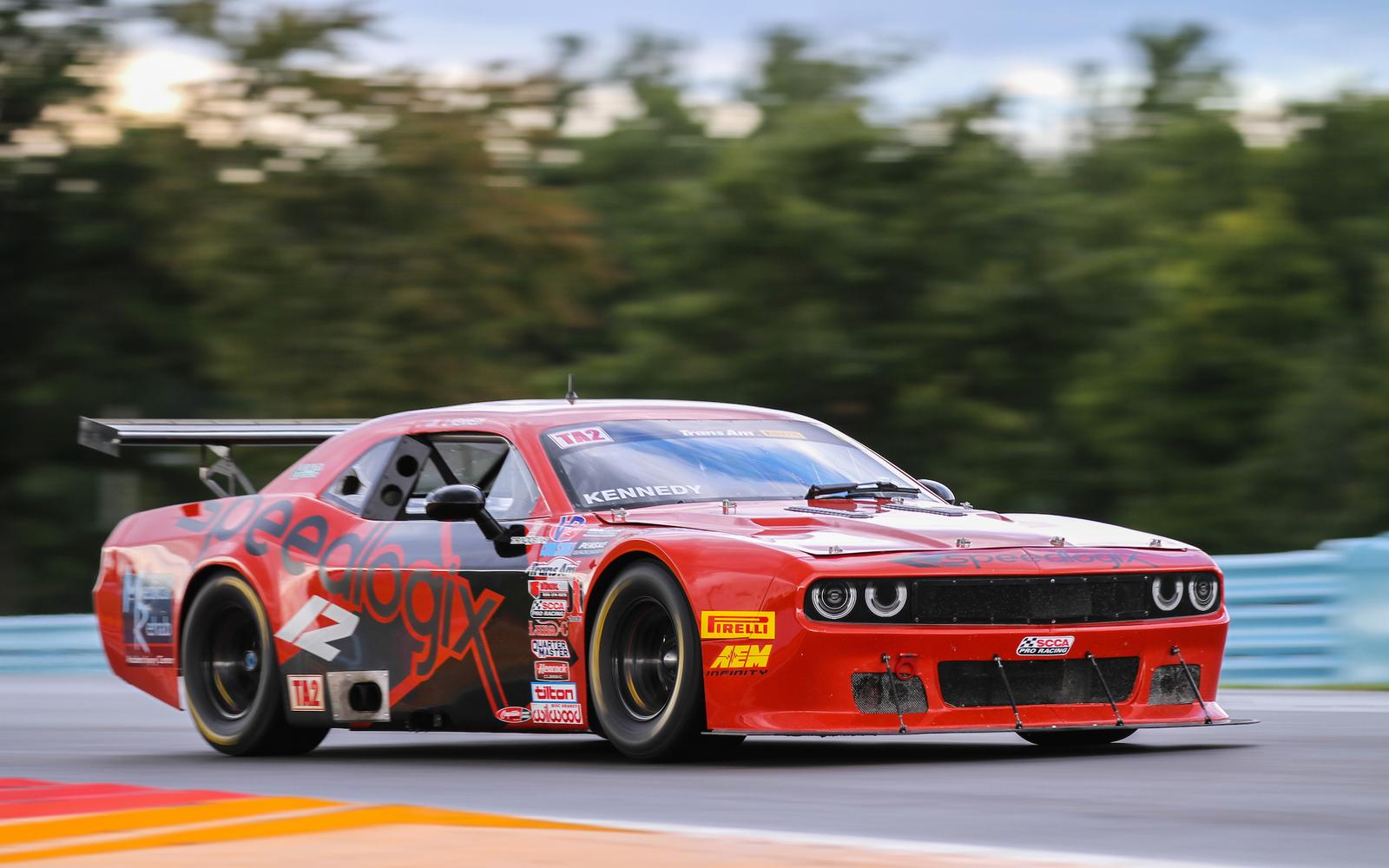Prefix Corporation and Stevens-Miller Racing Join to Attack with HEMI Power