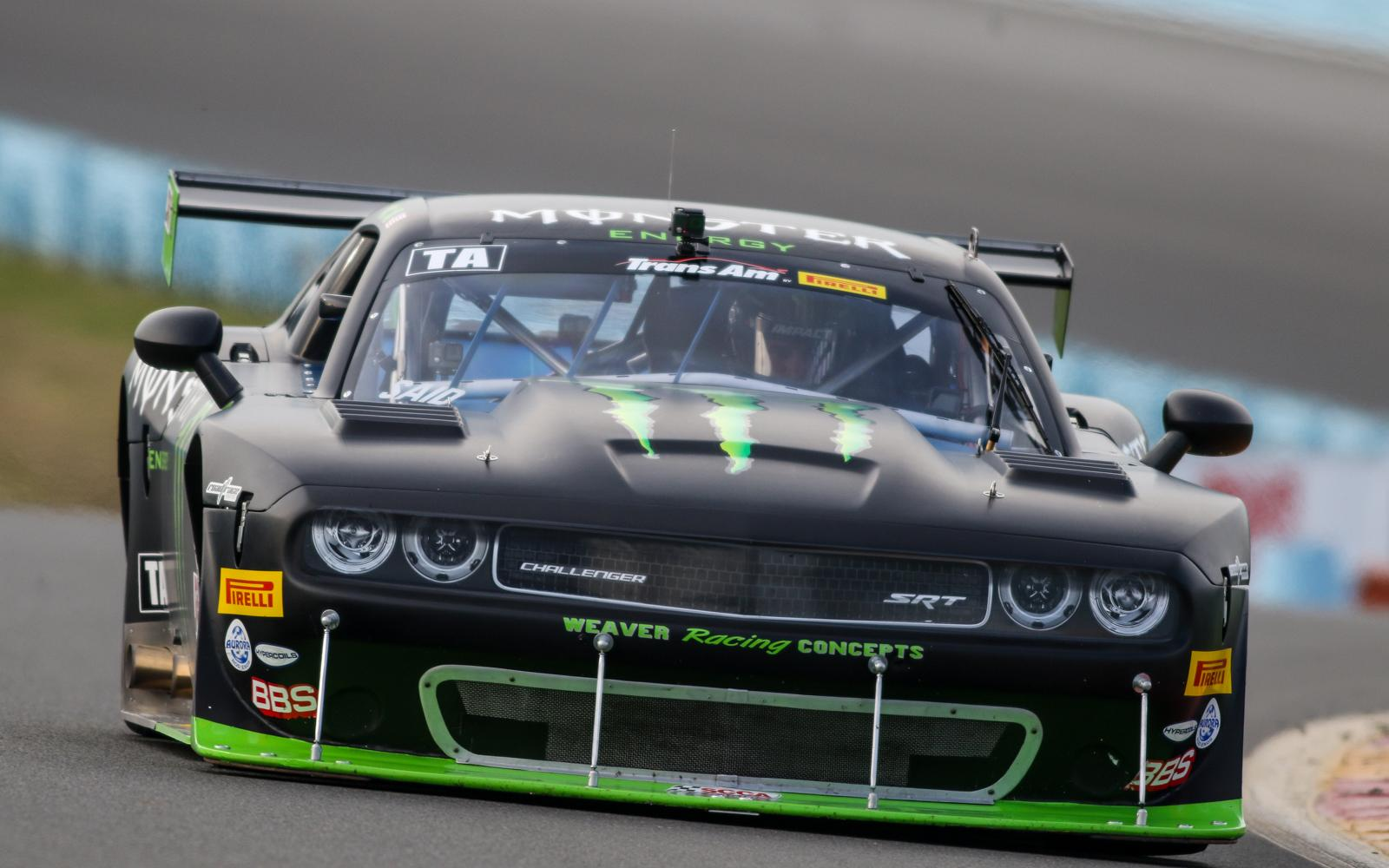 Boris Said On Pole For Watkins Glen Trans Am