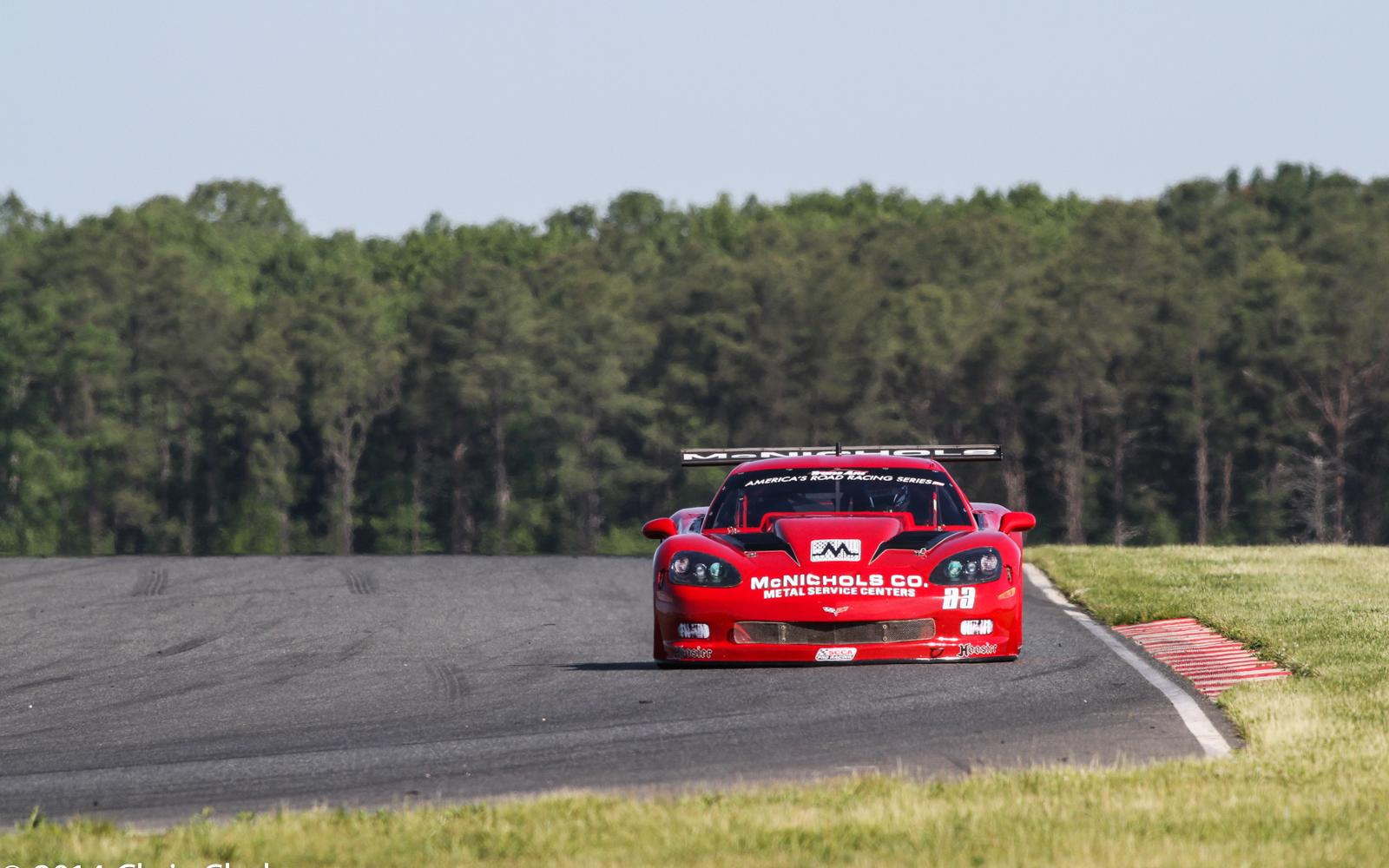 Ruman and Lawrence lead classes in practice at New Jersey Motorsports Park
