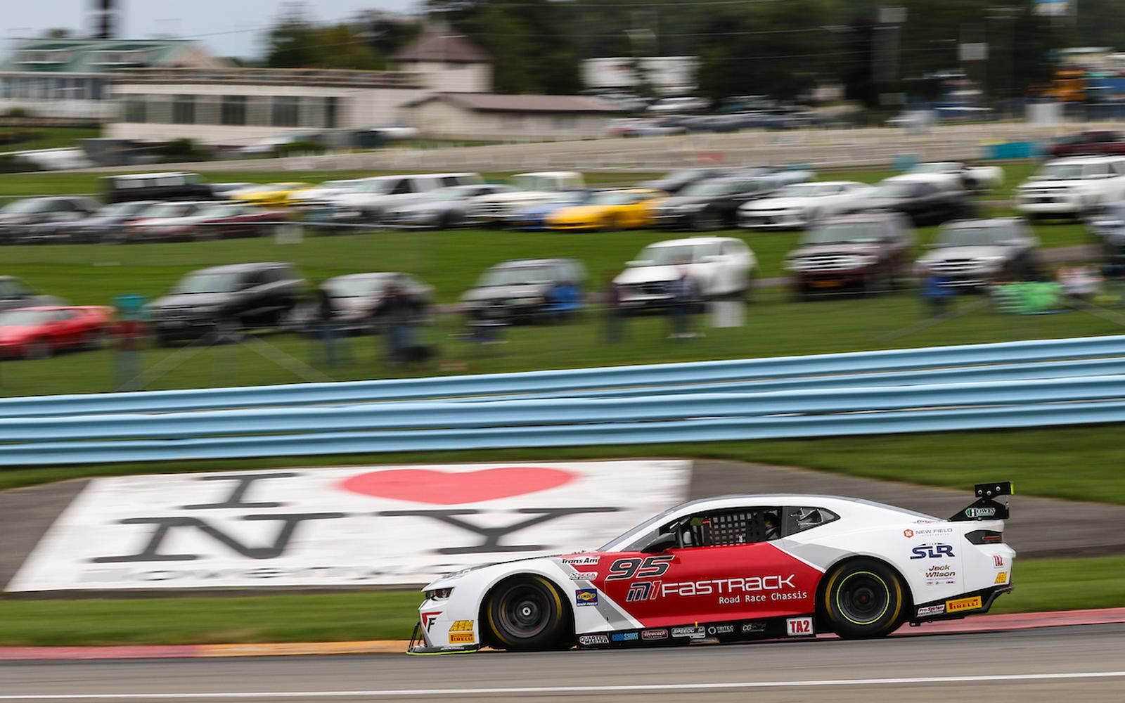 Fields Racing/Team SLR and Lawrence Equipment ink partnership for VIR.