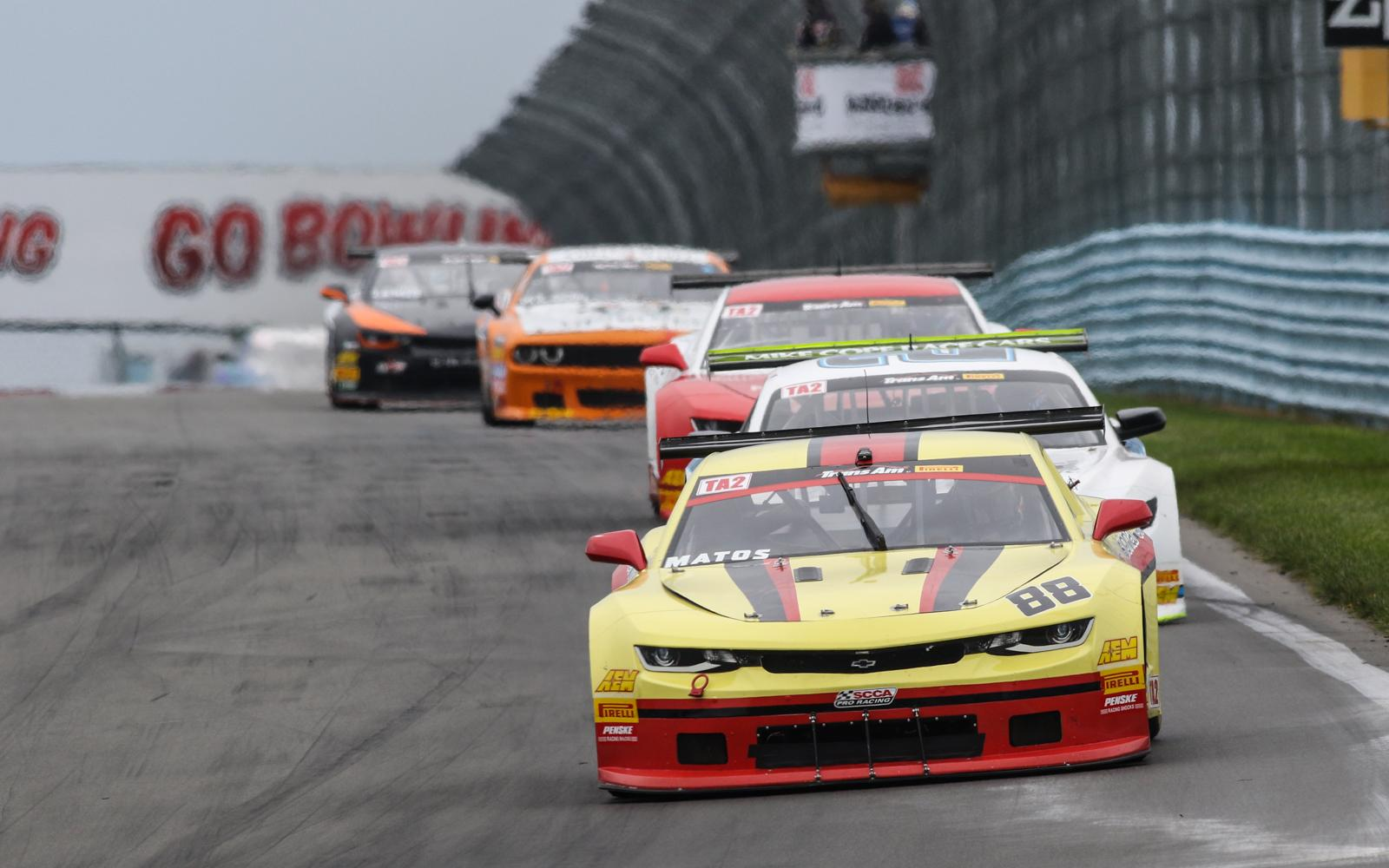 Matos Takes Commanding TA2 Points Lead with Watkins Glen Victory