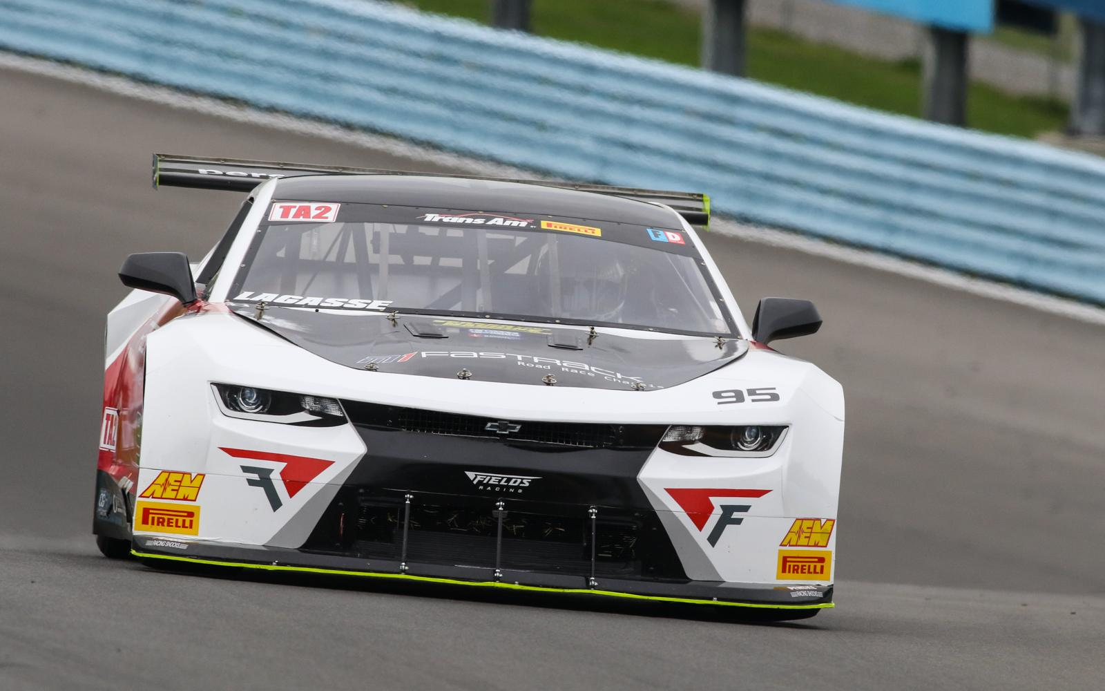 First Career Trans Am TA2 Pole for Scott Lagasse, Jr., at Watkins Glen