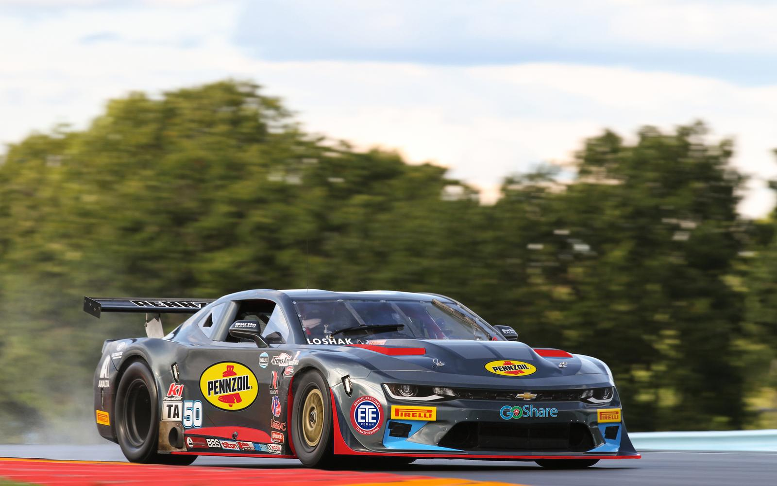 Burtin Racing teams up with Lawrence Loshak for COTA Trans Am
