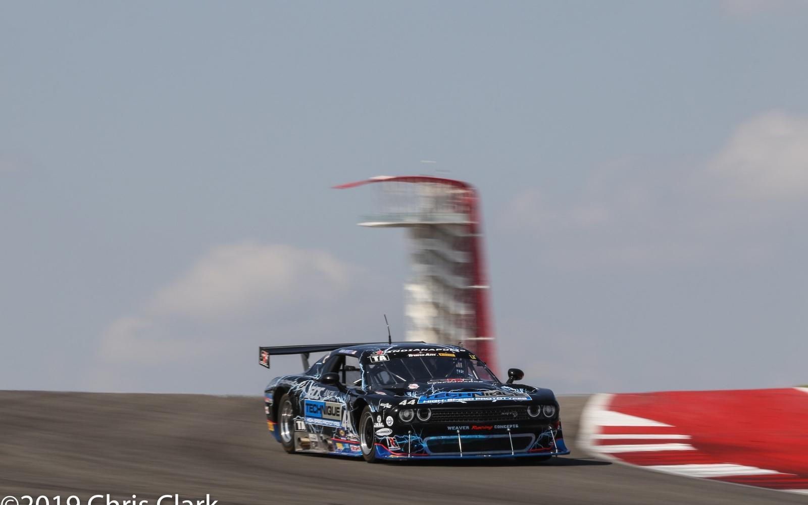 Trans Am Newsflash: Adam Andretti Wins CoTA TA Class