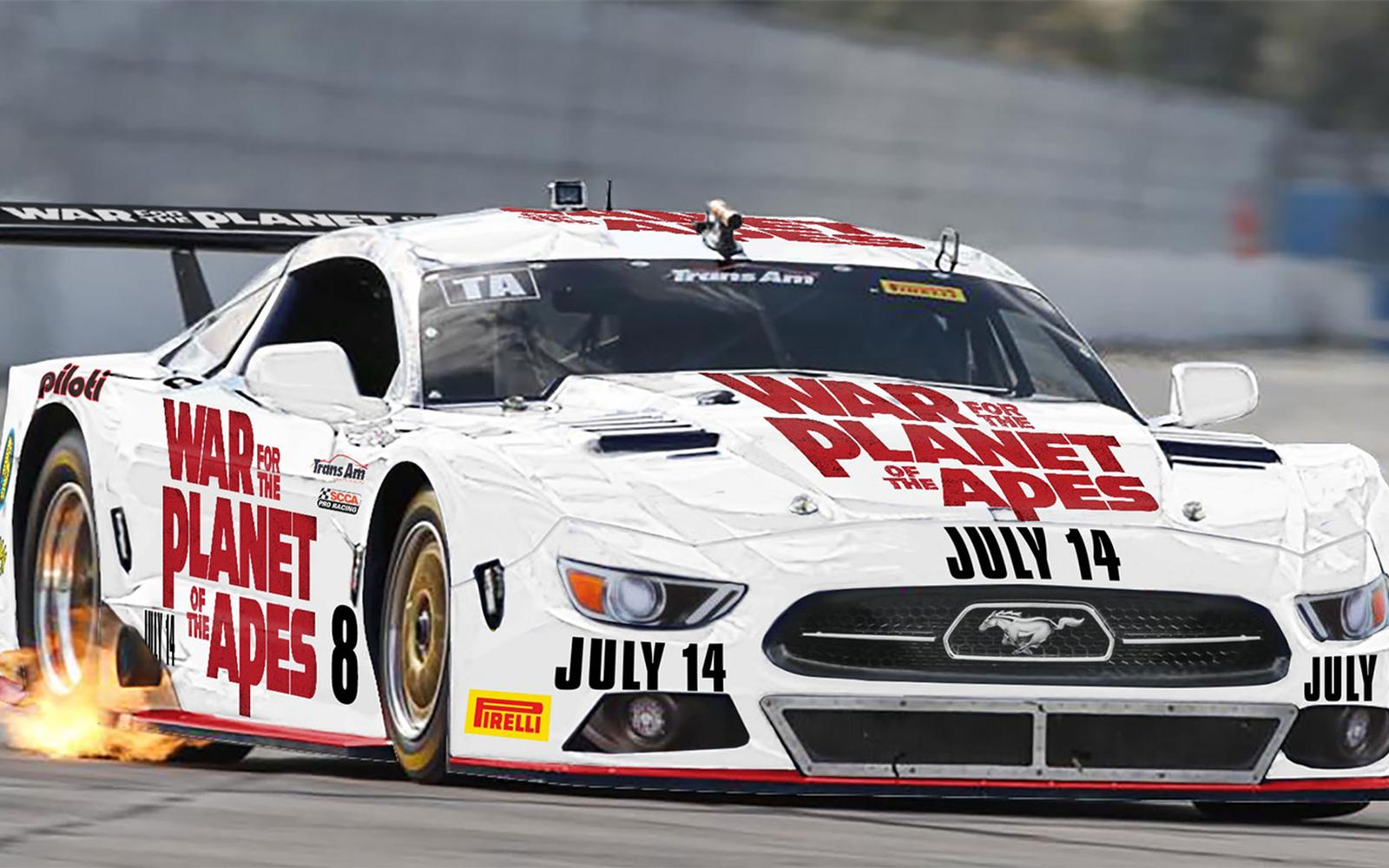 Tomy Drissi Heads to Motown for the TransAm 3-Dimensional Services Motor City 100 at Belle Isle