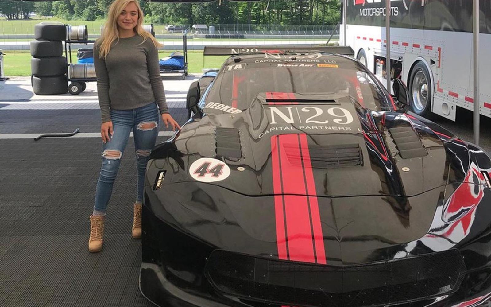 West Coast Corvette >> Natalie Decker Joines Trans Am at Road America