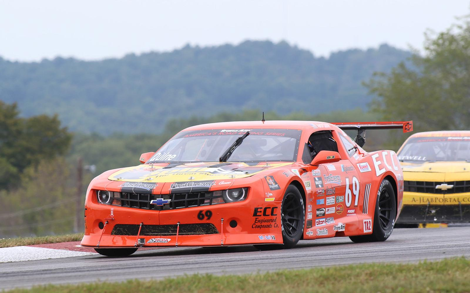 Quine Racing Finishes 11th at Mid-Ohio