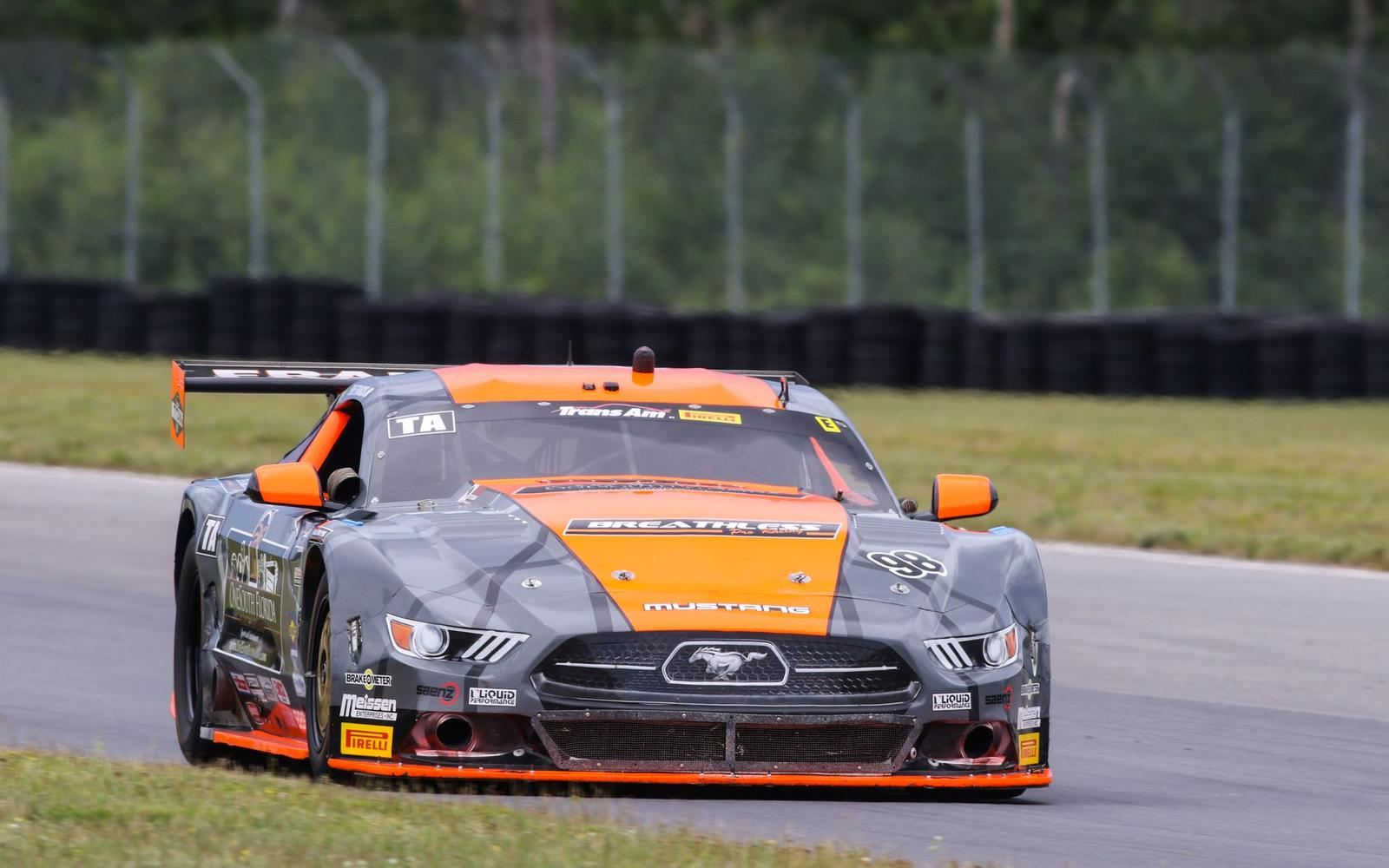 Francis Jr. and Skeen Claim Trans Am Poles at Brainerd