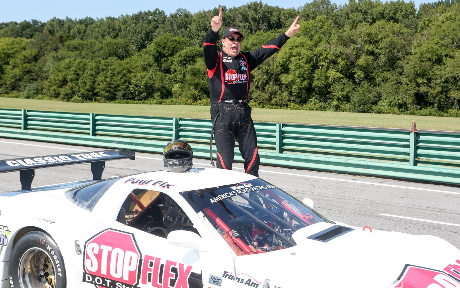 Paul Fix claims VIR trifecta, moves into second in points