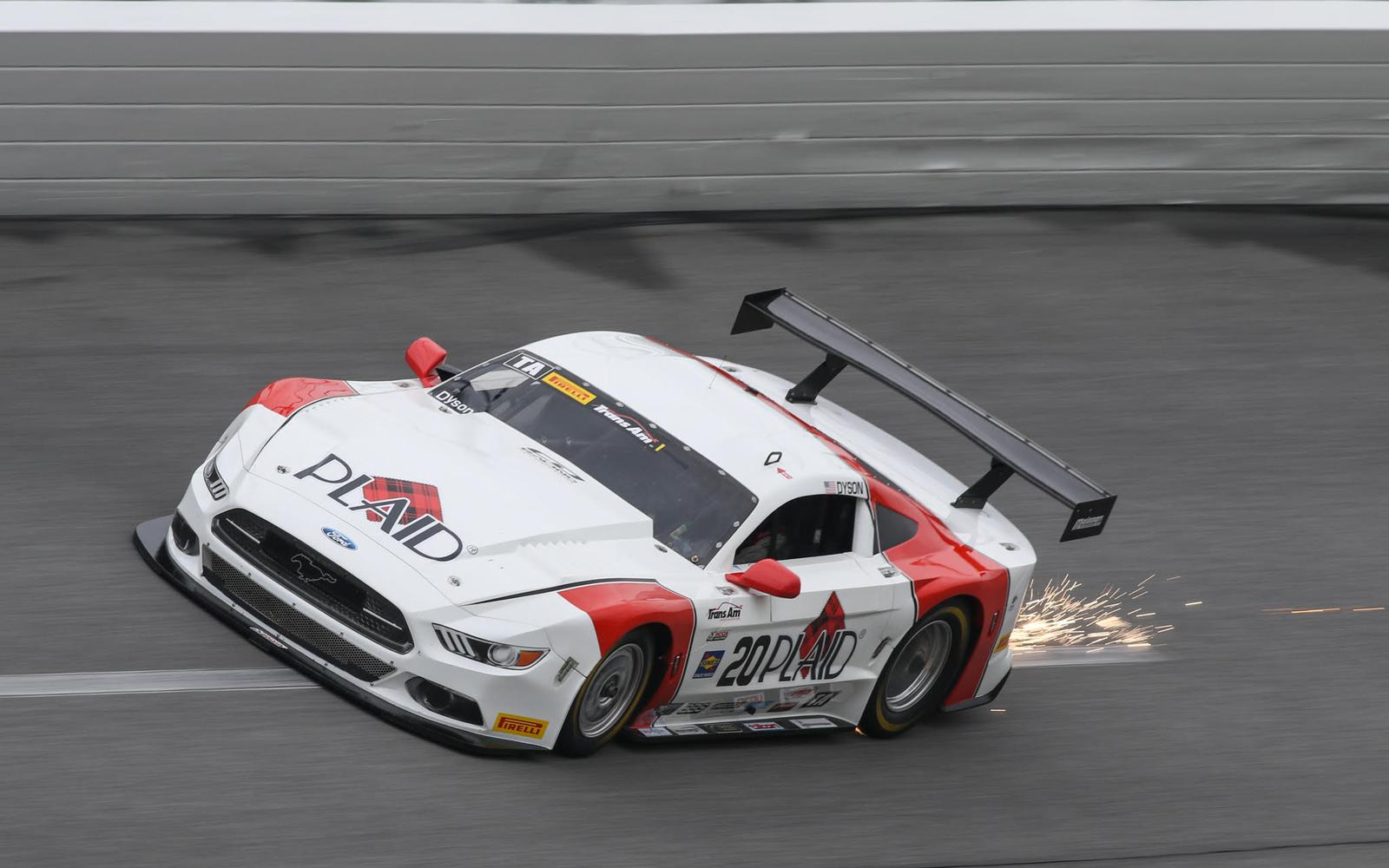 Trans Am Delivers Drama at Daytona in Qualifying
