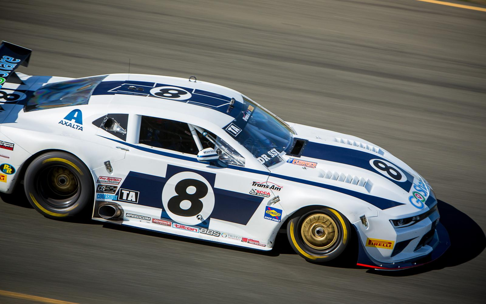 Drissi and Loshak Spearhead Burtin Racing Double Entry for Indianapolis Trans Am
