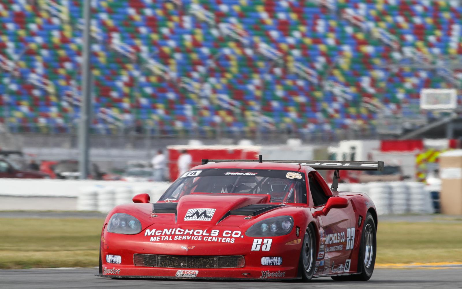 Ruman Reigns Again – Crowned 2016 Trans Am Champion
