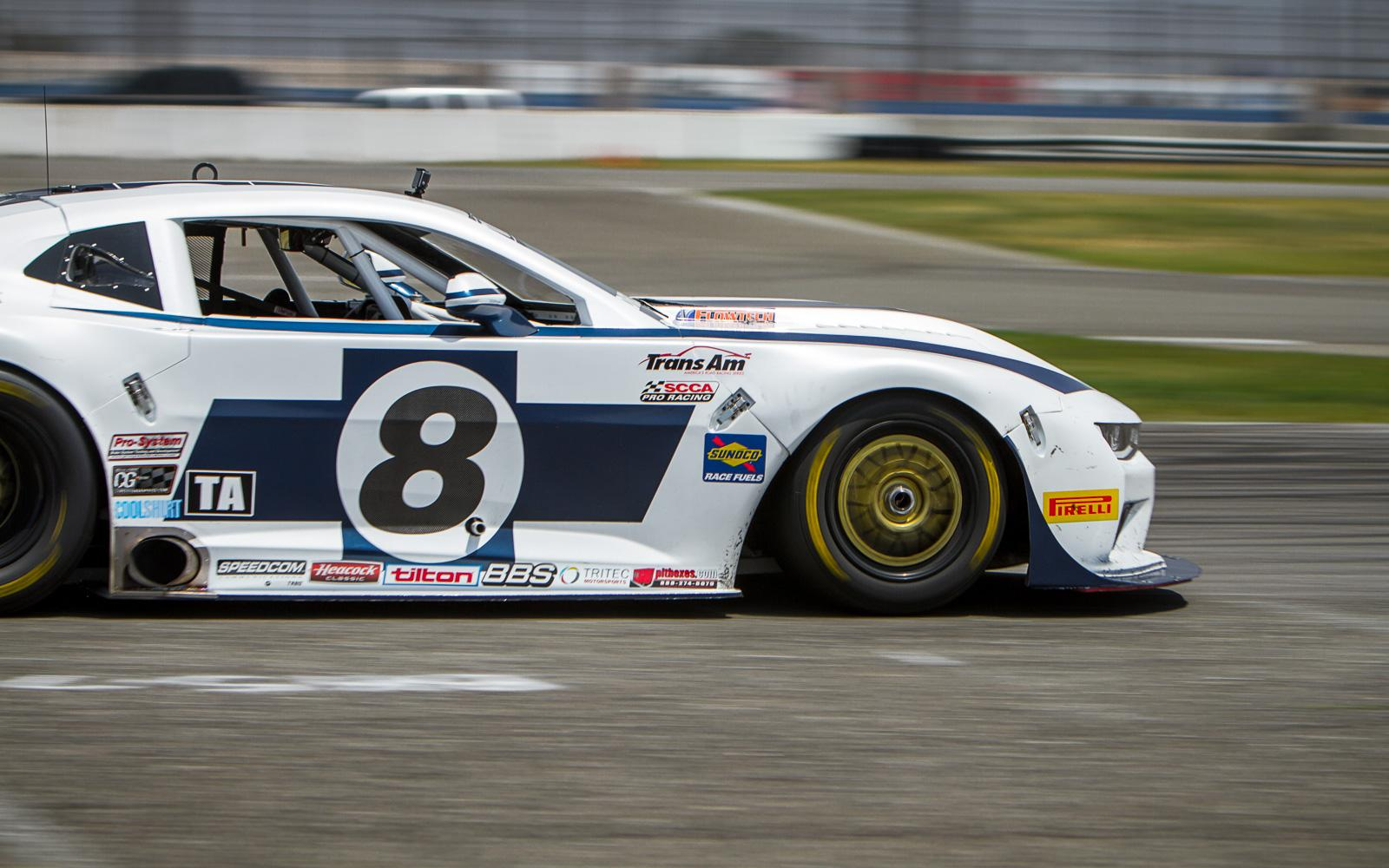 Trans Am West takes on Portland International Raceway for Penultimate Round