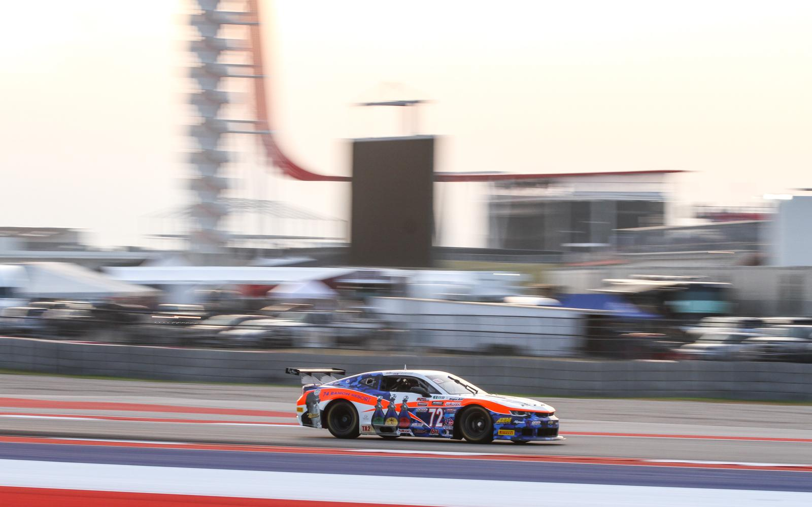 Shane Lewis takes TA2 Victory at Circuit of The Americas