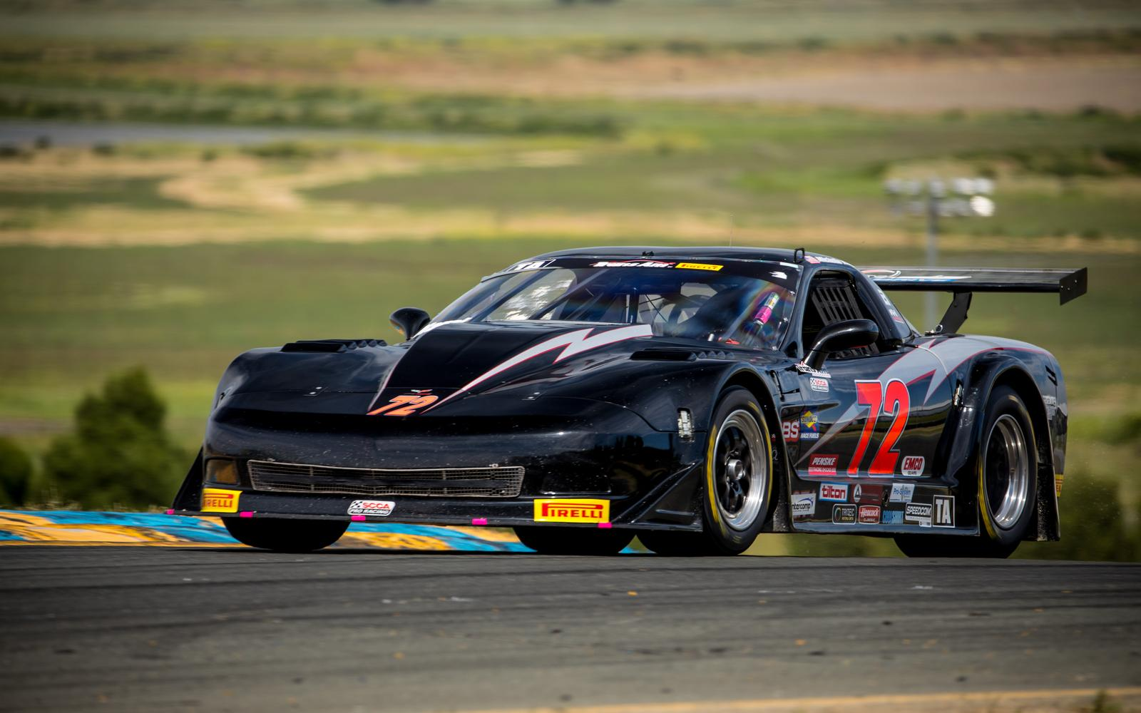 SPLIT SECONDS MAKE A DIFFERENCE IN WILD SONOMA TRANS AM WEST COAST QUALIFYING