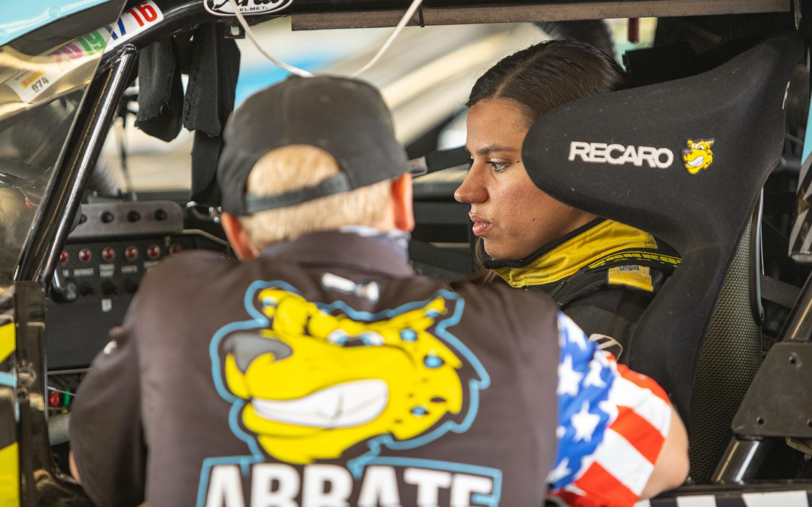 Abbate Takes to Sonoma for First Trans Am Double Header