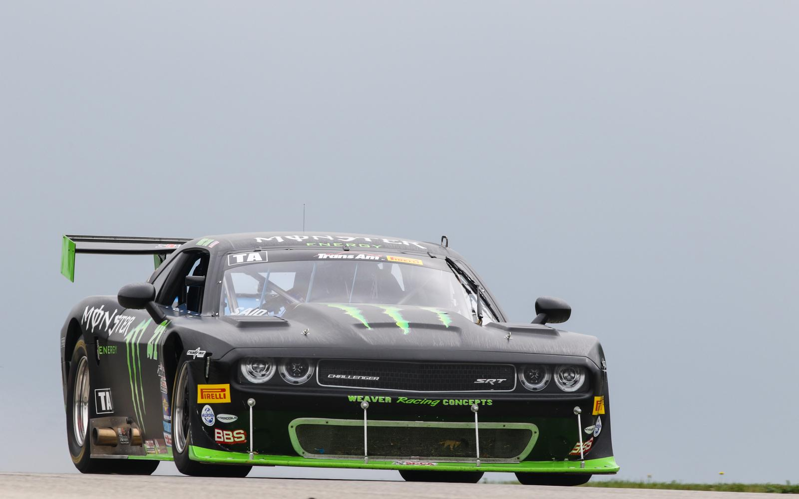 Boris Said and Ty Majeski Trans Am Winners at Road America