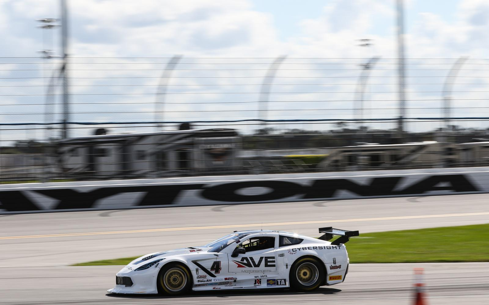 Ave and Buffomante On Top in Daytona Trans Am Qualifying