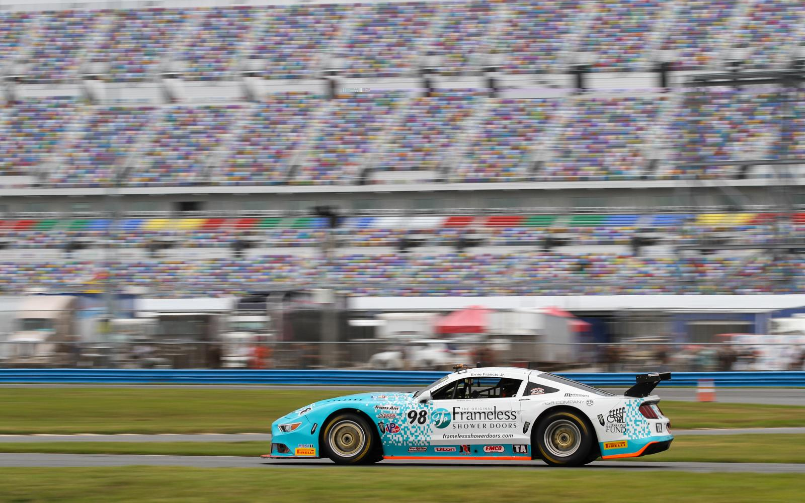 Francis and Buffomante Victorious in Trans Am Finale