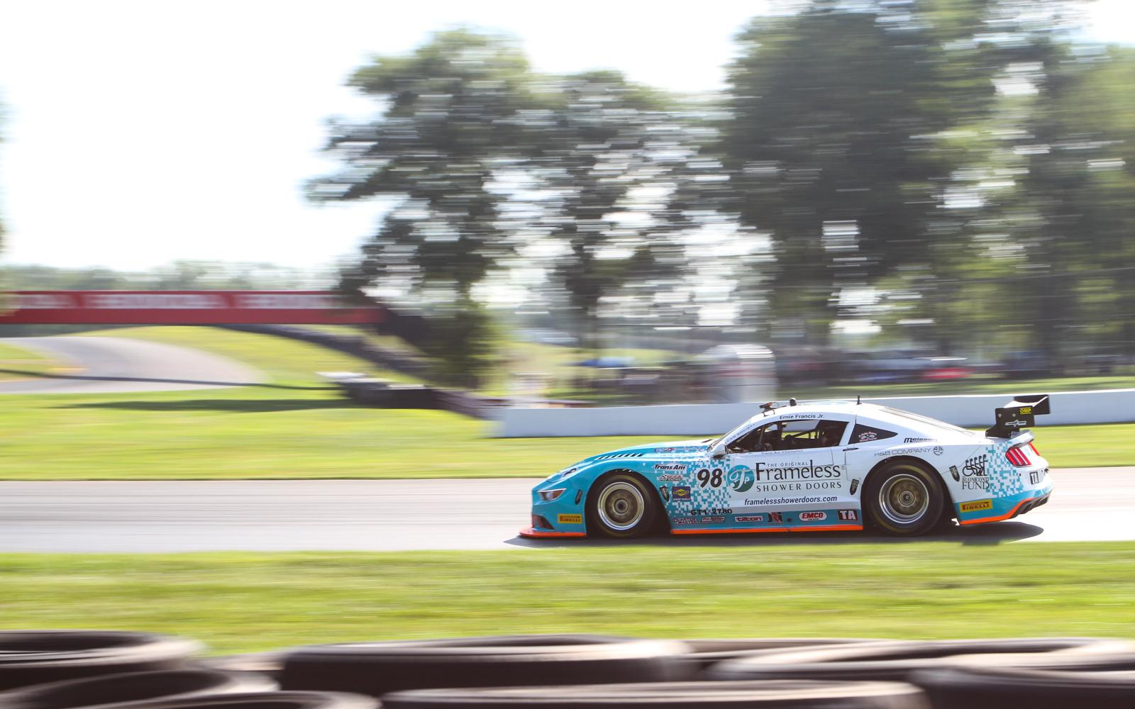 Francis Wins FirstEnergy Trans Am 100 at Mid-Ohio