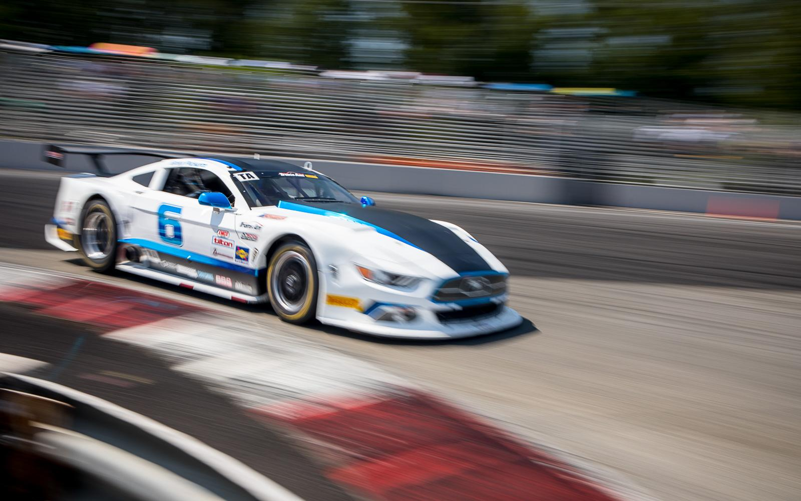 Pickett and Merrill Take Home Trans Am West Victories in Portland