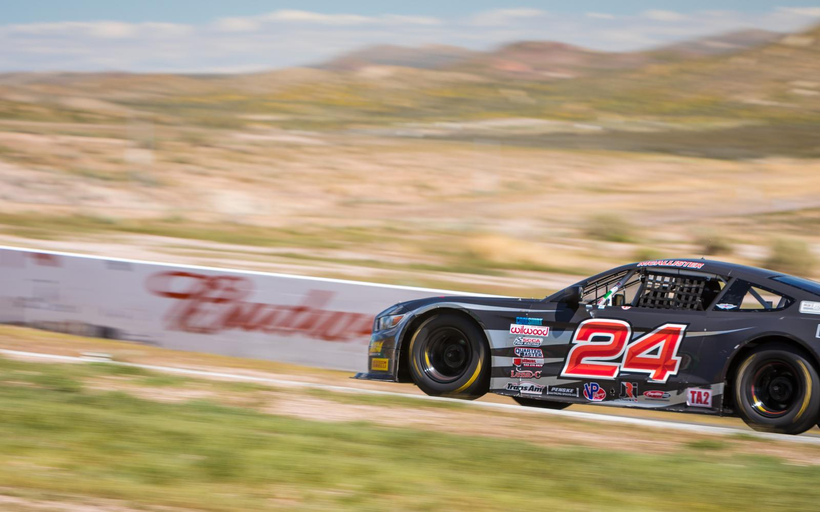 Trans Am West heads back to California for Round 2 at Auto Club Speedway