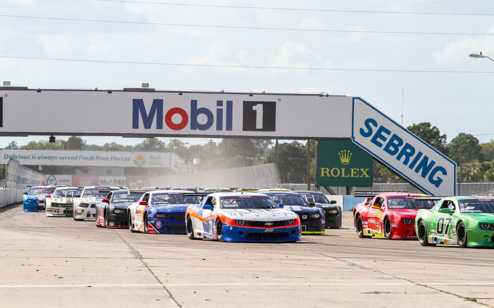 Trans Am Series Unveils 50th Anniversary Championship Schedule