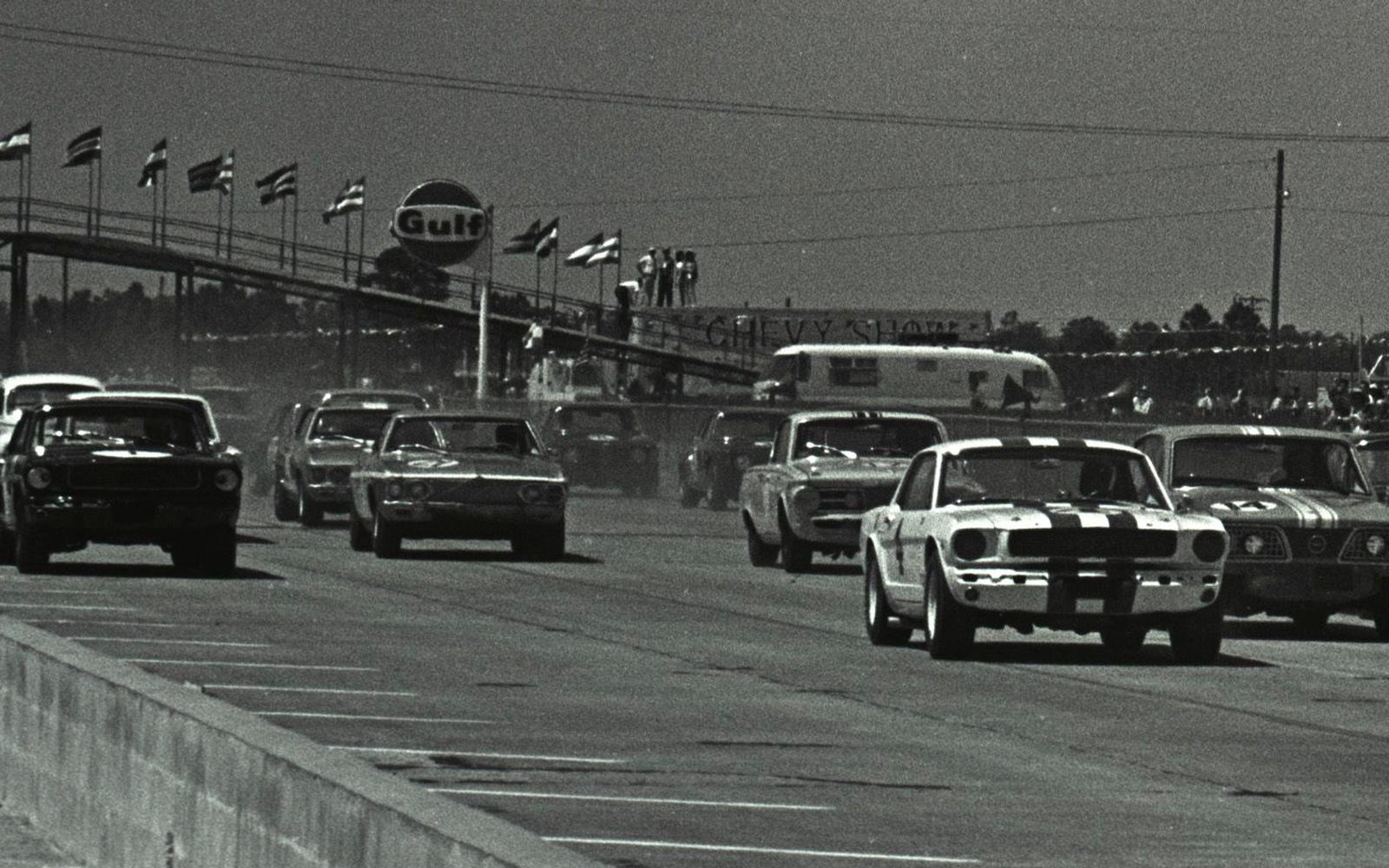 Rich Tradition of Trans Am Racing Continues at Sebring