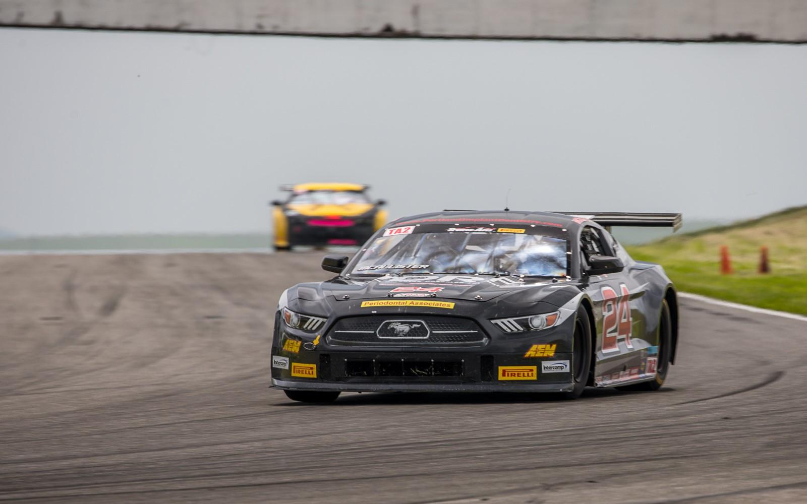 Trans Am West Coast Championship Returns to Auto Club Speedway for Second Event