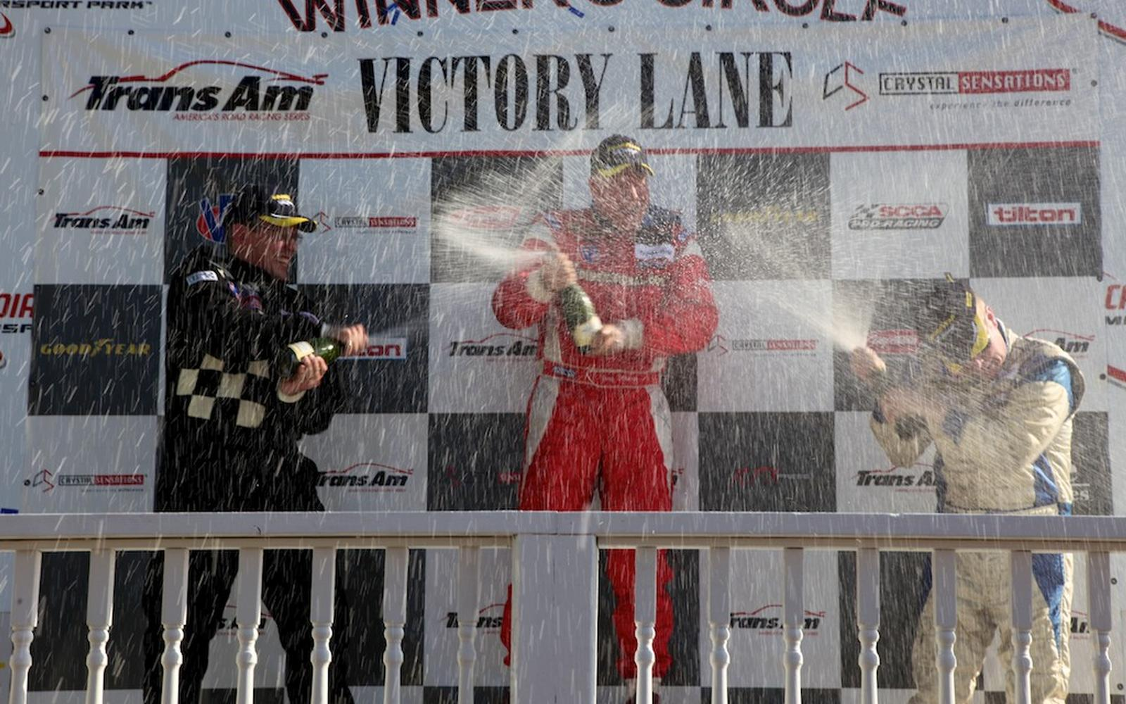 Doug Peterson And Pete Halsmer Grab Trans Am Season Opening Victories At Canadian Tire Motorsport Park