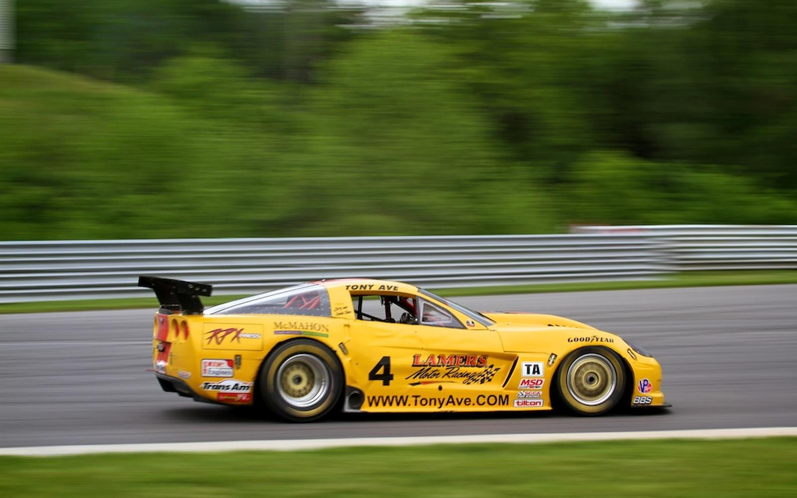 Tony Ave Grabs Trans Am Pole At Lime Rock - Halsmer Fastest In TA2