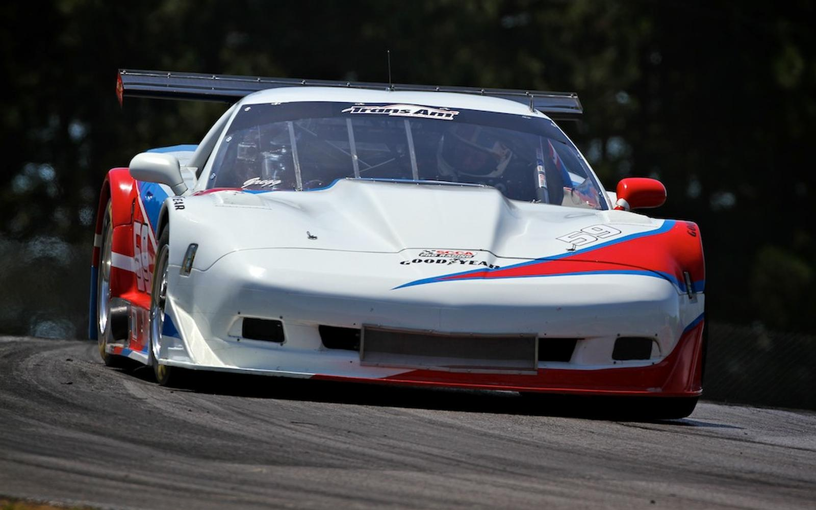 Back-To-Back Trans Am Winners At Mid-Ohio